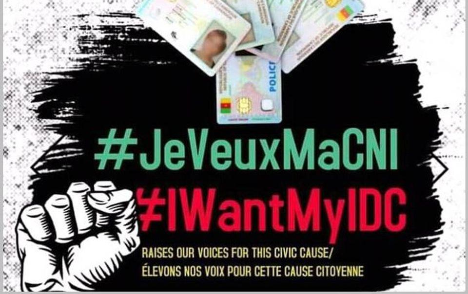 Les Camerounais veulent leur CNI !