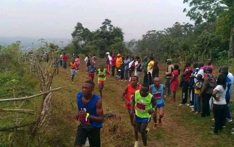 Mt Cameroon Race of Hope: Hamadou Ibrahim, Carine Tata Emerge Champions of Test Race