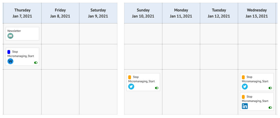 Planification de la Storie:Stop Micromanaging, Start Helping