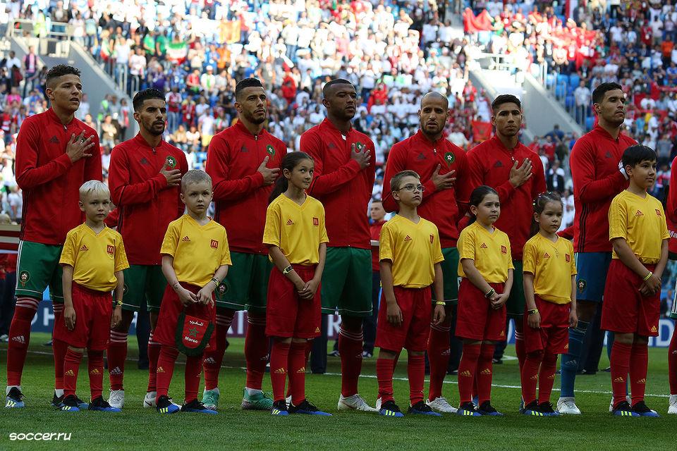 Le Maroc au Mondial 2018 (El Kaabi, capitaine des A