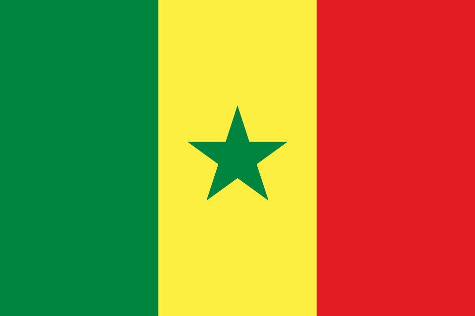 Drapeau du Sénégal (Pixabay)