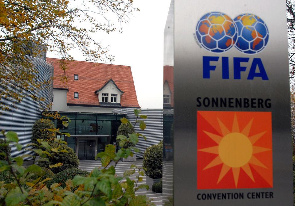 Sonnenberg Convention Center de la FIFA par Marcello Casal Jr. / ABr - Wikimédia Commons CC BY 3.0 BR