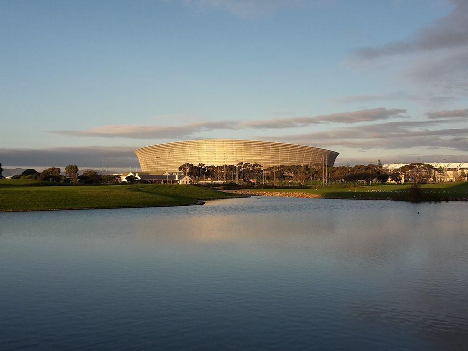 Le Stade de Cape Town en Afrique du Sud parflugjoshidePixabay CC0