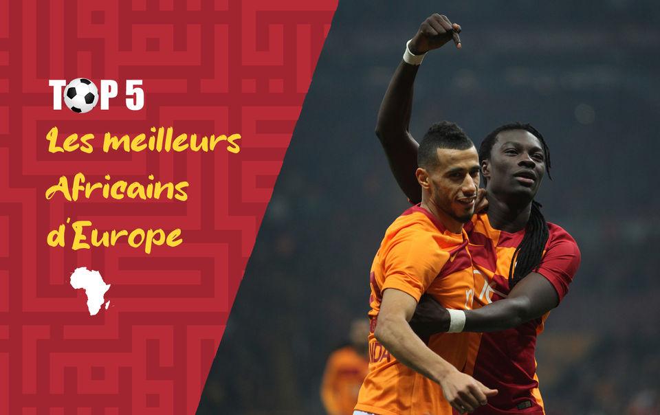 UEFA: Les 5 meilleurs joueurs africains de la Ligue des Champions 2021