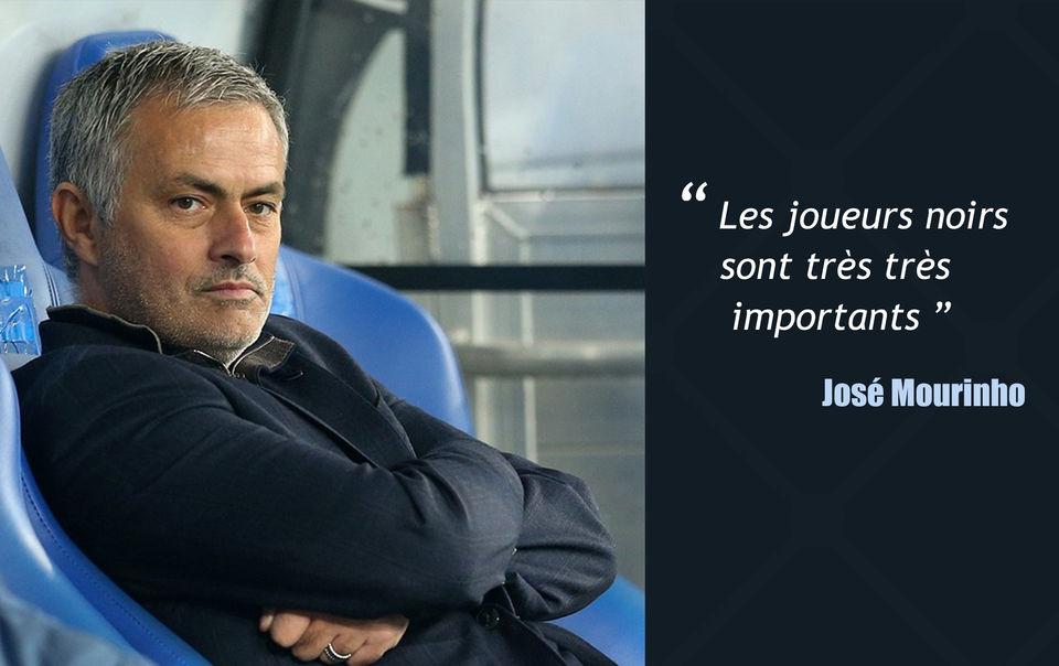 José Mourinho: Le meilleur défenseur du football africain en Europe