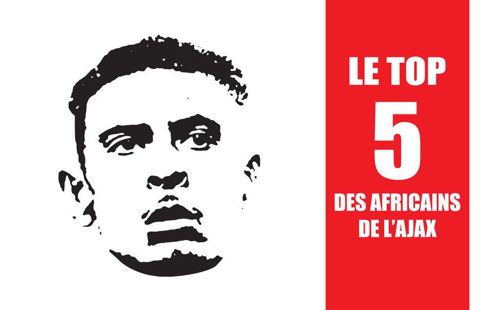 Pays-Bas: les 5 meilleurs joueurs africains de l'histoire de l'Ajax