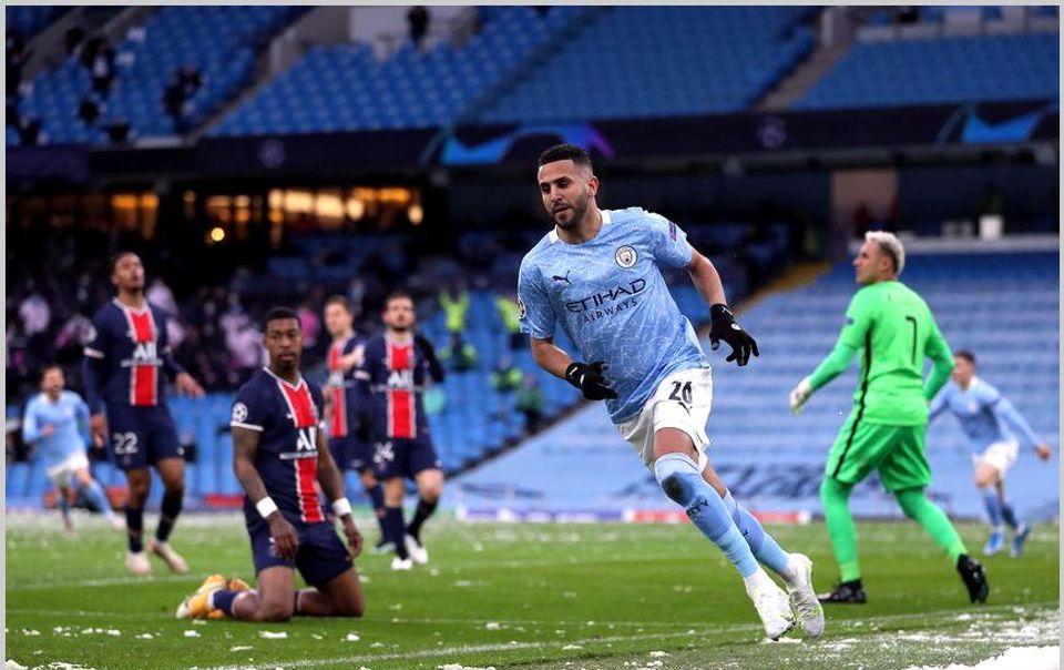 Manchester City « écrase » le Paris Saint-Germain