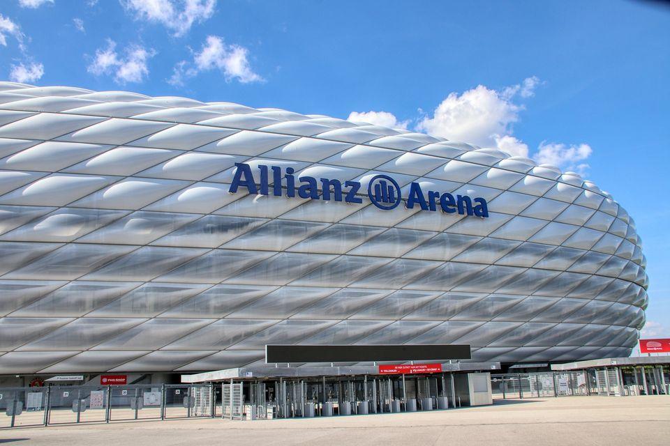 Allianz Arena (Berlin) - Image parplanet_foxdePixabay
