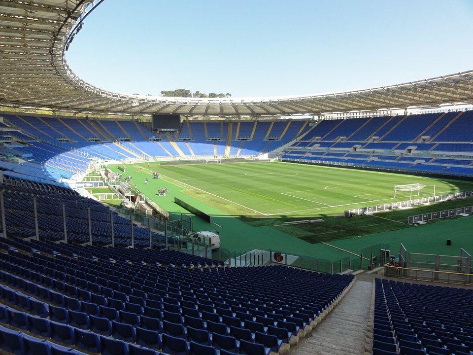 Stade Olympique de Rome parildirettore - Wikipédia CC BY-SA 3.0