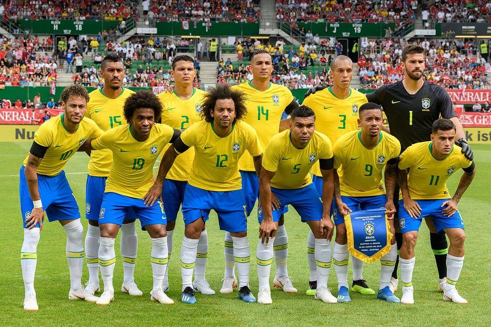 Équipe du Brésil par Granada - Wikimédia Commons CC BY-SA 4.0