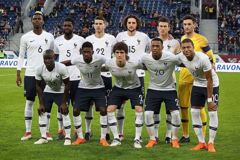 Équipe de France parKirill Venediktov (Soccer.ru)- Wikimédia Commons CC BY-SA 3.0