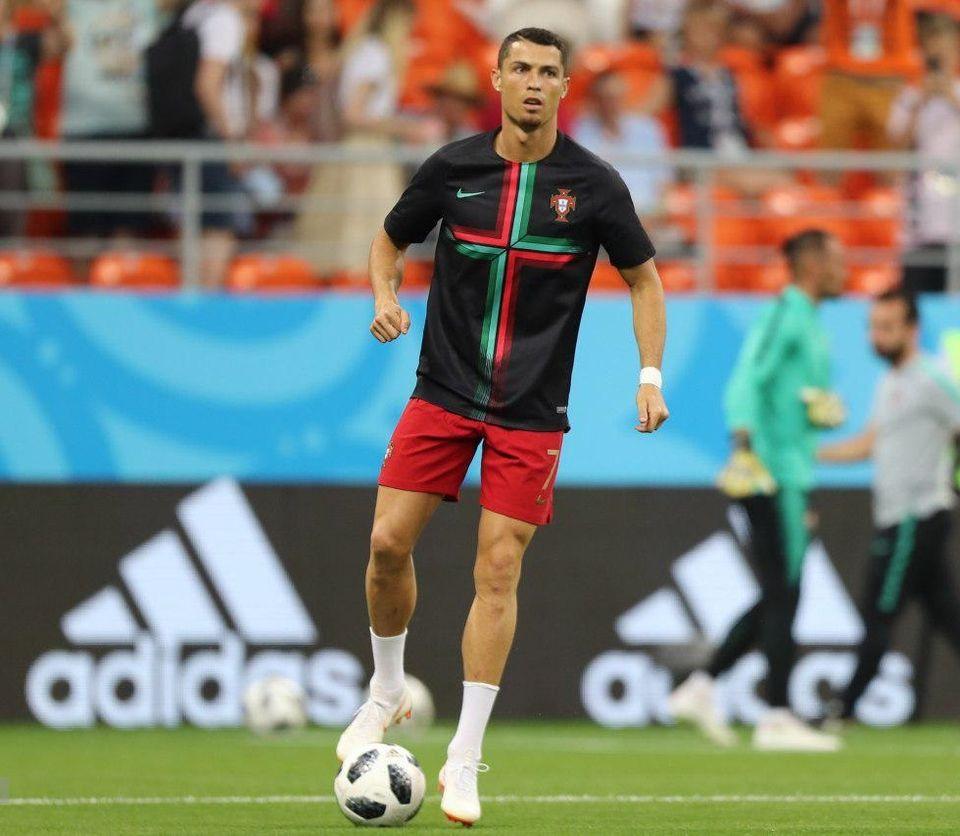Cristiano Ronaldo parMahdi Zare / Fars News Agency - Wikimédia Commons CC BY-SA 4.0