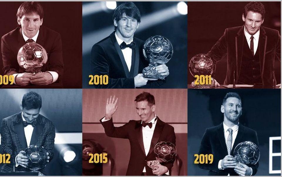 Pourquoi Lionel Messi sera le prochain Ballon d'or