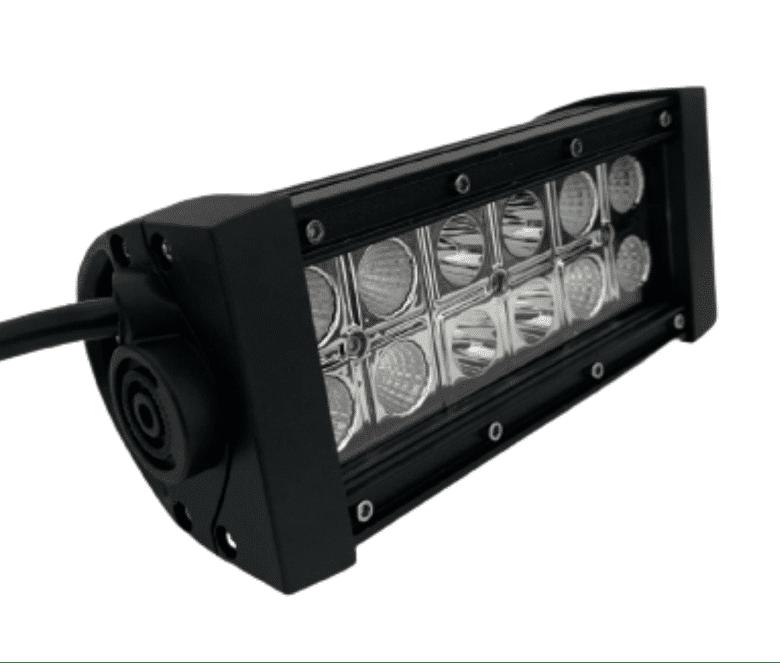 BARRA RECTANGULAR 12 LEDS (SPOT FLOOD)