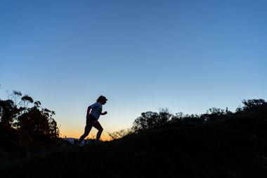 Instagram Point Climb Silhouette