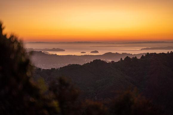 Mt Tam Pre Sunrise