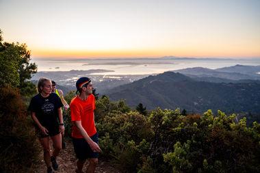 Mt Tam Climb Lookback