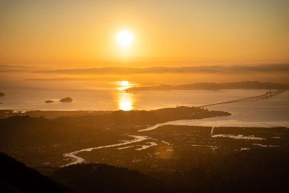 Mt Tam Sunrise