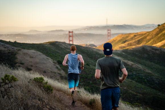 Headlands Golden Gate Bridge Backdrop