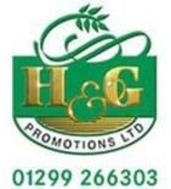 H And G Promotions Ltd