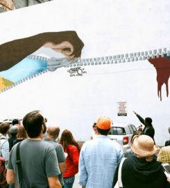 Downtown LA Art Walk