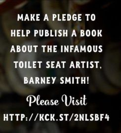 Barney Smith's Toilet Seat Art Museum