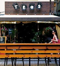 Teo's Cafe