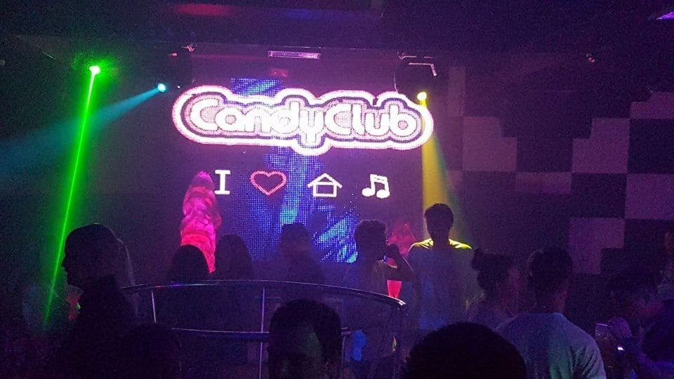 Candy Club Sunny Beach