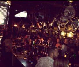 Trinity College Pub