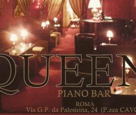 Queen piano bar