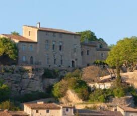 Chambres d'hôtes luxe - Château La Roque - Avignon Provence