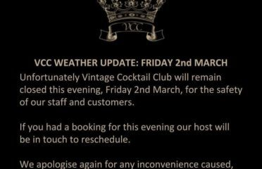 Cocktail Club vintage