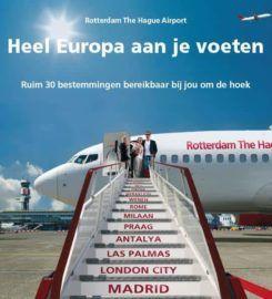 Ρότερνταμ Αεροδρόμιο της Χάγης