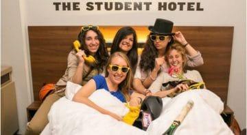 Hotelul Student Groningen