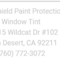 MasterShield Paint Protection & Window Tint