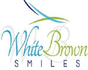 सफेद भूरी मुस्कान