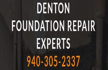 Denton Foundation Repair Experts