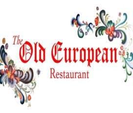 Το παλιό ευρωπαϊκό εστιατόριο