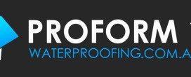 Proform1 Waterproofing