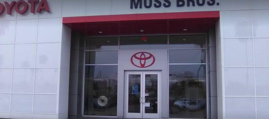 Moss Bros. Toyota of Moreno Valley
