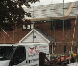 Premium Roofing & Building