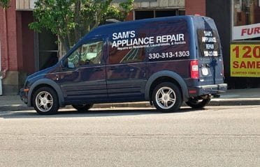Sam's Canton Appliance Repair Services