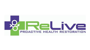 ReLive – Low Testosterone/HRT Clinic, Phentermine, Sermorelin, ED Treatment