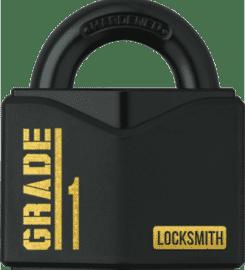 GRADE 1 LOCKSMITH