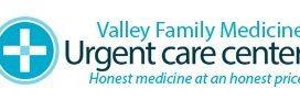 Valley Family Medicine Urgent Care Center
