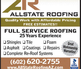 Allstate Roofing Inc