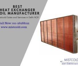 Mistcold – Best Heat Exchanger Coil Manufacturer