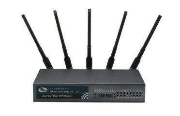 E-Lins Technology – 4G Router Manufacturer