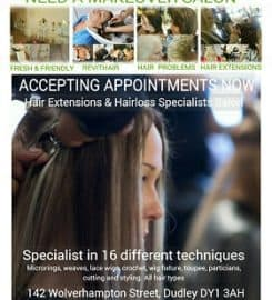 Need a Makeover Hair Extensions & Hairloss Specialists Salon