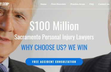 Sacramento Injury Firm – Law Office